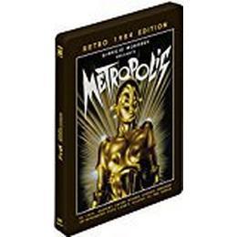 Metropolis: Steelbook S.E. (DVD) (DVD 1927)