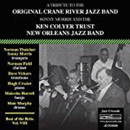 Sonny Morris - Sonny Morris and the Ken Colyer Trust New Orleans Jazz Band