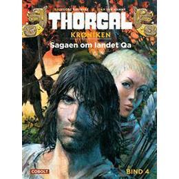 Thorgal-Sagaen om landet Qa (Inbunden, 2016)