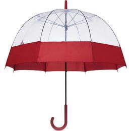 Hunter Original Moustache Bubble Umbrella Military Red (WAU2004UPM-MLR)