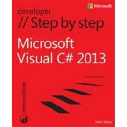 Microsoft Visual C# 2013 Step by Step (E-bok, 2013)