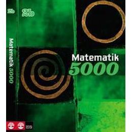 Matematik 5000 Kurs 2b Grön Lärobok (Häftad, 2012)