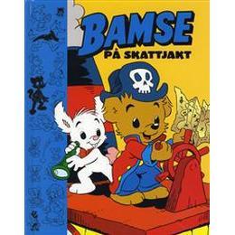Bamse på skattjakt (Kartonnage, 2009)