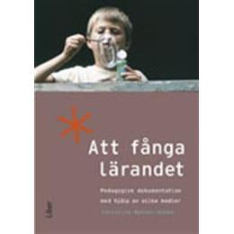 Att fånga lärandet: pedagogisk dokumentation med hjälp av olika medier (Häftad, 2010)
