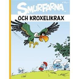 Smurfarna och Kroxelikrax (Häftad, 2012)