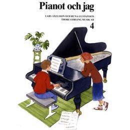 Pianot och jag 4 (Häftad, 2016)