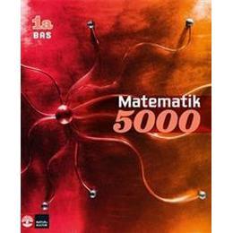 Matematik 5000 Kurs 1a Röd Lärobok Bas (Häftad, 2012)