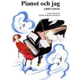 Pianot och jag Arbetsbok (Häftad, 2016)