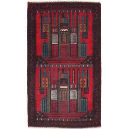 CarpetVista NAZD1421 Beluch (82x143cm) Flerfärgad