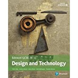 Edexcel GCSE (9-1) Design and Technology Student Book (Häftad, 2017)