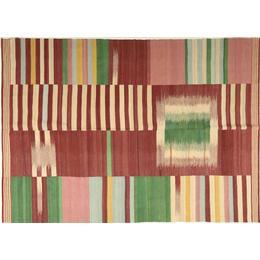 CarpetVista EDA128 Kelim Moderna (222x317cm) Flerfärgad