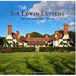 Sir Edward Lutyens: The Arts and Crafts Houses (Inbunden, 2017)