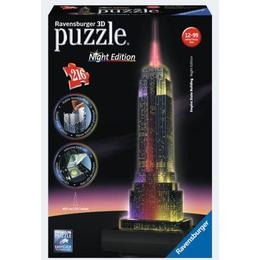 Ravensburger Empire State Building at Night 216 Pieces