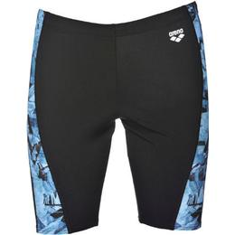 Arena Glitch Jammer Shorts - Black