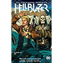 The Hellblazer Vol. 3 The Inspiration Game (Häftad, 2018)