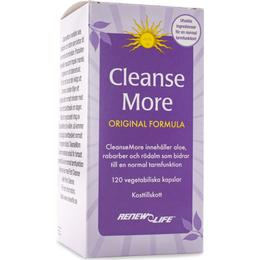 Renew Life Cleanse More 120 st