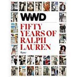 Ralph Lauren: 50 Years of Fashion (Inbunden, 2018)