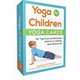 Yoga for Children-Yoga Cards: 50+ Yoga Poses and Mindfulness Activities for Healthier, More Resilient Kids