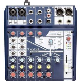 Sound-Craft Notepad 8FX