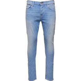 Only & Sons Spun Slim Fit Jeans - Blue/Blue Denim