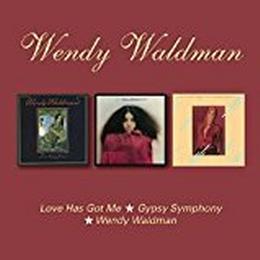 Wendy Waldman - Love Has Got Me / Gypsy Symphony / Wendy Waldman