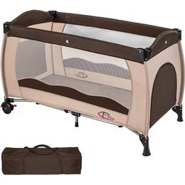 tectake Children's Travel Cot