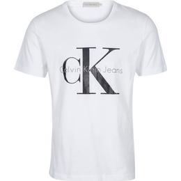 Calvin Klein Regular Logo T-shirt - Bright White