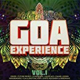 Various Artists - Goa Experience Vol. 1 (2cd)