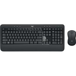 Logitech MK540 Advanced Wireless Combo Nordisk