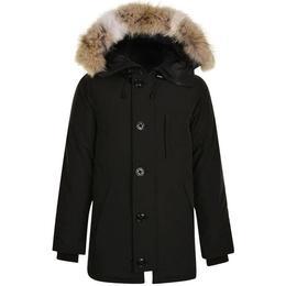 Canada Goose Chateau Parka Jacket - Black
