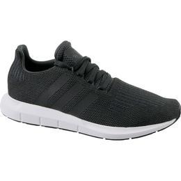 Adidas Swift Run - Black/Carbon/Core Black/Medium Grey Heather