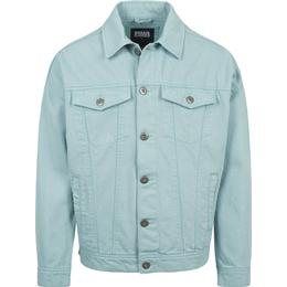 Urban Classics Oversize Garment Dye Jacket - Bluemint