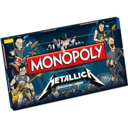 Hasbro Monopoly: Metallica
