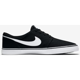 Nike SB Solarsoft Portmore II Canvas M - Black/White