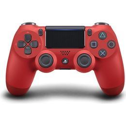 Sony DualShock 4 V2 - Magma Red