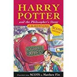 Harry Potter and the Philosopher's Stane (Pocket, 2018)