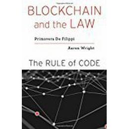 Blockchain and the Law (Inbunden, 2018)
