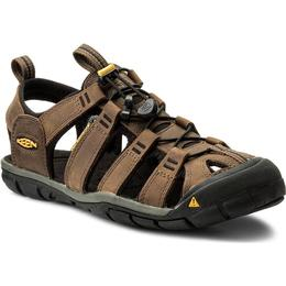 Keen Clearwater Leather CNX - Dark Earth/Black
