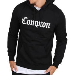 Mister Tee Compton Hoodie - Black