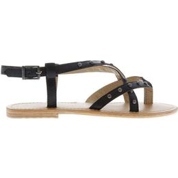 Firetrap Blackseal Dalhia Gladiator W - Black Leather