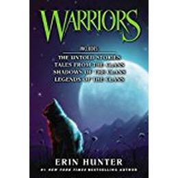 Warriors Novella Box Set: The Untold Stories, Tales from the Clans, Shadows of the Clans, Legends of the Clans (Häftad, 2018)
