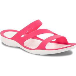 Crocs Swiftwater Sandal - Paradise Pink/White