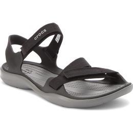 Crocs Swiftwater Webbing Sandal - Black
