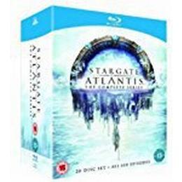 Stargate Atlantis (Blu-ray) Complete series
