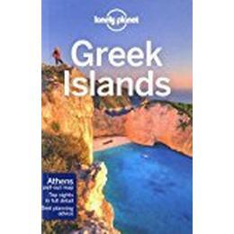 Lonely Planet Greek Islands (Häftad, 2018)