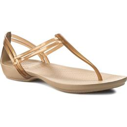 Crocs Isabella Bronze - Bronze/Brown