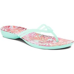 Crocs Isabella Graphic New Mint/Tropical - Green