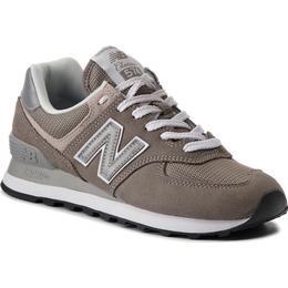 New Balance 574 W - Grey with White