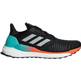 Adidas Solarboost M - Black/Grey/Orange/Turquoise