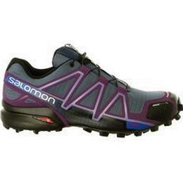 Salomon Speedcross 4 CS W - Blue/Purple